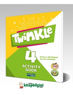 Schola Publishing 4. Sınıf Twinkle Activite Book