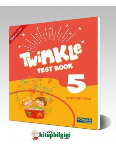 Schola Publishing 5. Sınıf Twinkle Test Book