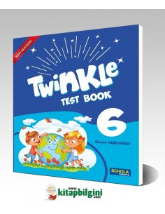 Schola Publishing 6. Sınıf Twinkle Test Book