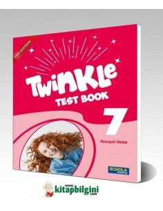 Schola Publishing 7. Sınıf Twinkle Test Book