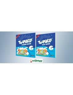 Schola Publishing 6. Sınıf Twinkle Power ve Test Book Set 2' li