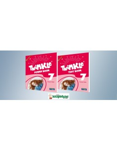 Schola Publishing 7. Sınıf Twinkle Power ve Test Book Set 2' li