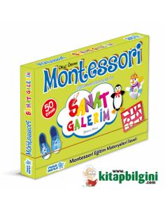 Damla Yayınları Minik Damla Montessori Sanat Galerim