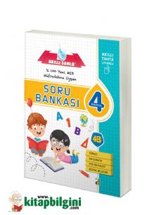 Damla Akıllı Damla 4.Sınıf Tüm Dersler Soru Bankası