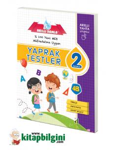 Damla Akıllı Damla 2.Sınıf Tüm Dersler Yaprak Test