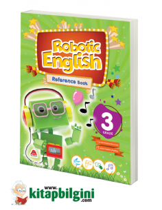 DAMLA ROBOTIC ENGLISH REFERENCE BOOK - 3.GRADE