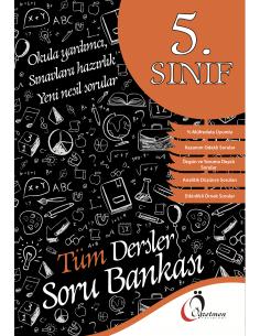 Öğretmen Yayınları 5.Sınıf Tüm Dersler Soru Bankası