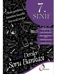 Öğretmen Yayınları 7.Sınıf Tüm Dersler Soru Bankası