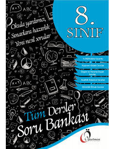 Öğretmen Yayınları 8.Sınıf Tüm Dersler Soru Bankası
