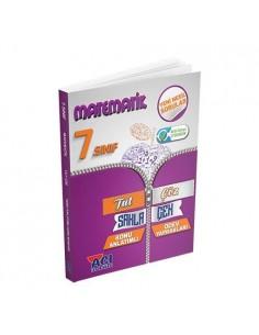 Açı Yayınları 7. Sınıf Matematik Tut Sakla Çek Çöz