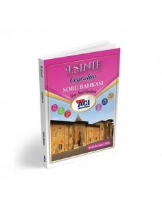 Açı Yayınları 9. Sınıf Coğrafya Soru Bankası