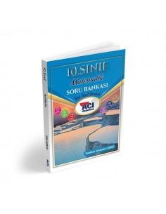 Açı Yayınları 10. Sınıf Matematik Soru Bankası