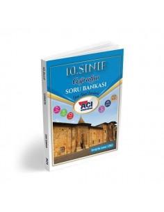 Açı Yayınları 10. Sınıf Coğrafya Soru Bankası
