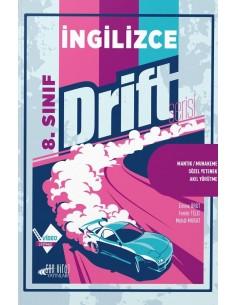 Son Viraj Yayınları 8. Sınıf İngilizce Drift Serisi