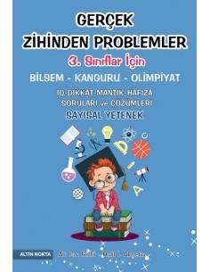 Altın Nokta 3.Sınıf Gerçekten Zihinden Problemler