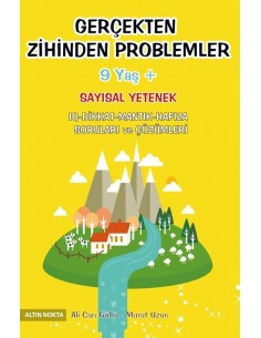 Altın Nokta 4.Sınıf Gerçekten Zihinden Problemler