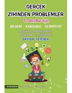 Altın Nokta 5.Sınıf Gerçekten Zihinden Problemler