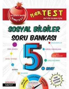 Nartest 5. Sınıf Süper Zeka Sosyal Bilgiler Soru Bankası