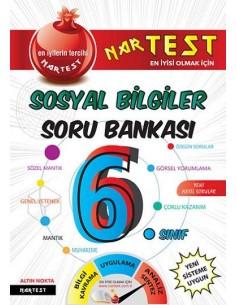 Nartest 6. Sınıf Sosyal Bilgiler Soru Bankası
