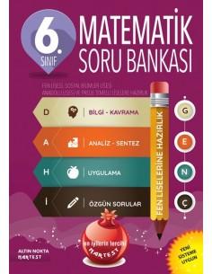 Nartest 6. Sınıf Dahi Genç Matematik Soru Bankası