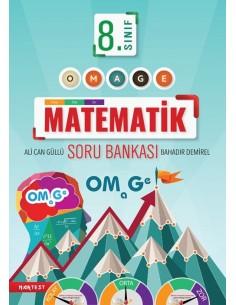 Nartest 8. Sınıf Omage Matematik Soru Bankası Fen Liselerine Hazırlık