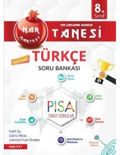 Nartest 8. Sınıf Nar Tanesi Türkçe PISA Tarzı Sorular