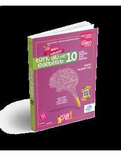Tammat Yayıncılık 10. Sınıf Türk Dili ve Edebiyatı Konu Anlatan Soru Bankası