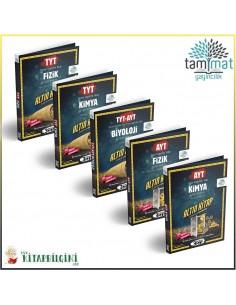 Tammat TYT - AYT Fen Bilimleri Soru Bankası Kampanyalı Set (7 Kitap)