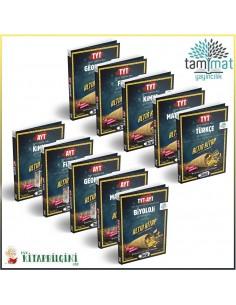 Tammat TYT - AYT Sayısal Soru Bankası Kampanyalı Set (10 Kitap)