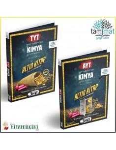 Tammat TYT AYT Kimya Soru Bankası Kampanyalı Set (2 Kitap)