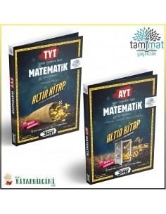 Tammat TYT AYT Matematik Soru Bankası Kampanyalı Set (2 Kitap)