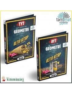 Tammat TYT AYT Geometri Soru Bankası Kampanyalı Set (2 Kitap)