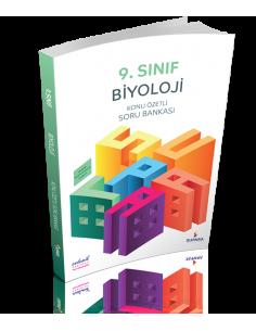 Supara Yayınları 9.Sınıf Biyoloji Konu Özetli Soru Bankası