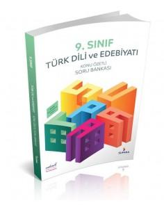 Supara 9.Sınıf Türk Dili ve Edebiyatı Konu Özetli Soru Bankası