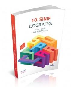 Supara Yayınları 10.Sınıf Coğrafya Konu Özetli Soru Bankası