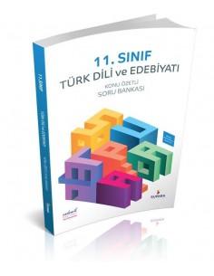 Supara Yayınları 11. Sınıf Türk Dili ve Edebiyatı Soru Bankası