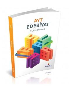 Supara Yayınları AYT Edebiyat Soru Bankası