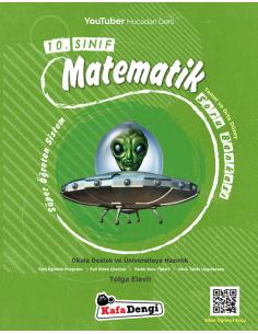 Kafadengi 10. Sınıf Süper Öğreten Matematik Soru Bankası