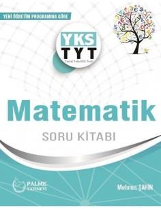 Palme Yayınları YKS TYT Matematik Soru Kitabı