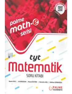 Palme Yayınları TYT Math-e serisi Matematik Soru Kitabı