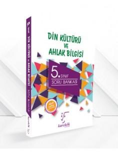 Karekök Yayınları 5.Sınıf Din Kültürü ve Ahlak Bilgisi Soru Bankası