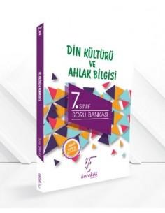 Karekök Yayınları 7.Sınıf Din Kültürü ve Ahlak Bilgisi Soru Bankası
