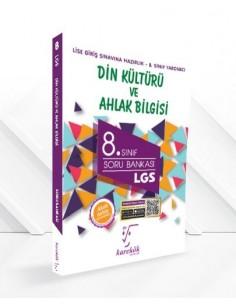Karekök Yayınları 8.Sınıf Din Kültürü ve Ahlak Bilgisi Soru Bankası