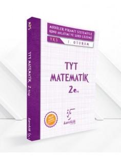 Karekök Yayınları YKS 1.Oturum TYT Matematik 2.Kitap