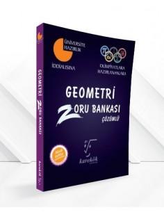 Karekök İddialısına Geometri Çözümlü Zoru Bankası