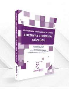Karekök AYT Üniversite Sınavlarında Çıkmış Edebiyat Terimleri Sözlüğü