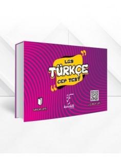 Karekök 8. Sınıf LGS Türkçe Cep Test