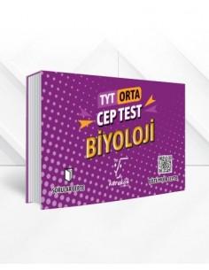 Karekök TYT Biyoloji Cep Test (Orta)