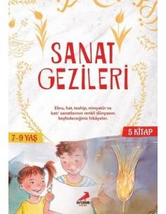 Erdem Yayınları Sanat Gezileri Dizisi (5 Kitap)