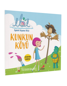 İbi Öykülü Boyama Dizisi – Kunkun Köyü - Erdem Yayınları